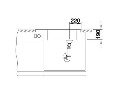 akcija granitne sudopere blanco elon xl 8 s silgranit