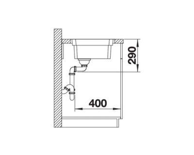 akcija inox sudopere blanco etagon 700 if