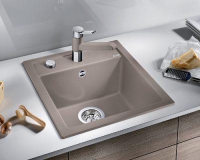akcija granitne sudopere blanco dalago 45 silgranit