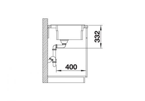 akcija granitne sudopere blanco etagon 6 silgranit beton style