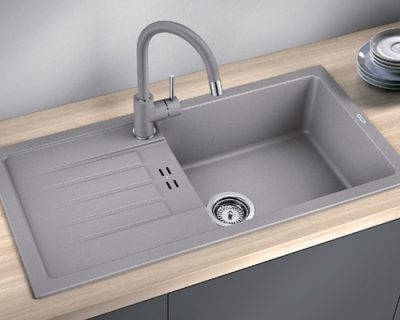 akcija sudopera blanco favum xl 6 s silgranit