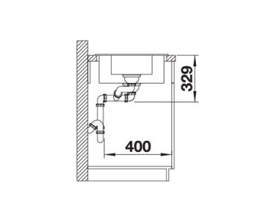 akcija granitne sudopere blanco legra 6 s compact silgranit