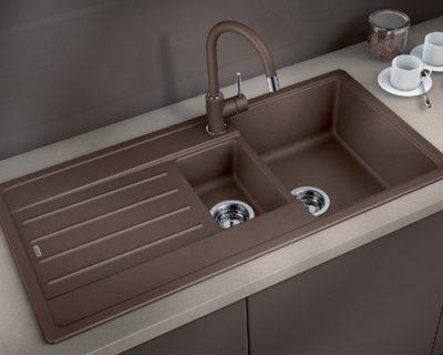 akcija granitne sudopere blanco legra 6 s silgranit