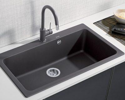 akcija granitne sudopere blanco naya xl 9 silgranit