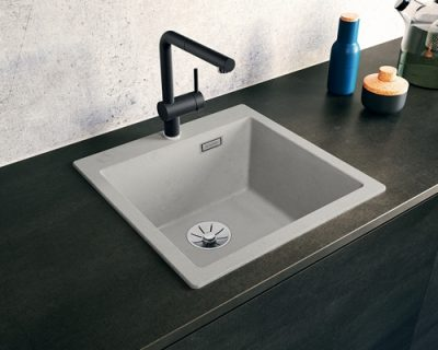 akcija granitne sudopere blanco pleon 5 silgranit beton style