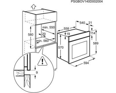 rerna electrolux ezf5c50v