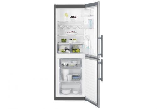 samostojeći kombinovani frižider electrolux LNT3LE31X1
