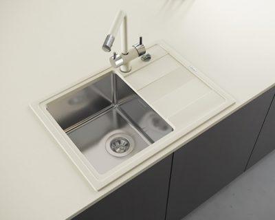 granitne sudopere florentina kombi 650