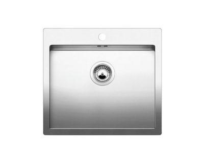polirane inox sudopere Blanco C-style 500-IF/A