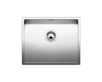 polirane inox podgradne sudopere Blanco C-style 500-U