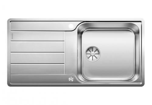 polirane inox sudopere Blanco Classimo XL 6 S-IF