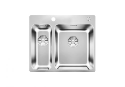 polirane inox sudopere Blanco Solis 340/180-if/a